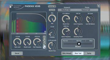 Deal: Exponential Audio PhoenixVerb mit 90 Prozent Rabatt!
