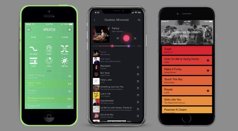 DJ- und Musik-Apps mit KI und Automix-Funktion