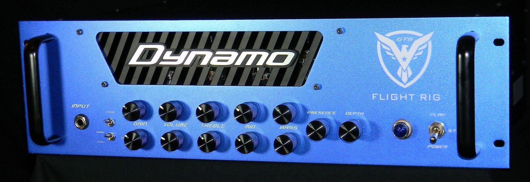 Dynamo Flight Rig Amp Verstärker Front