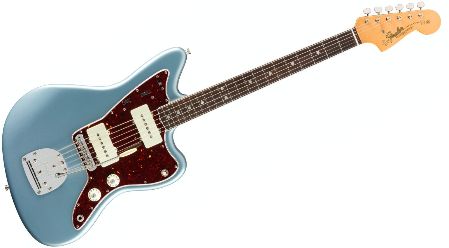 Fender Ice Blue Metallic 60s Jazzmaster