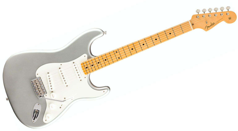 Fender Inca Silver 50s Stratocaster