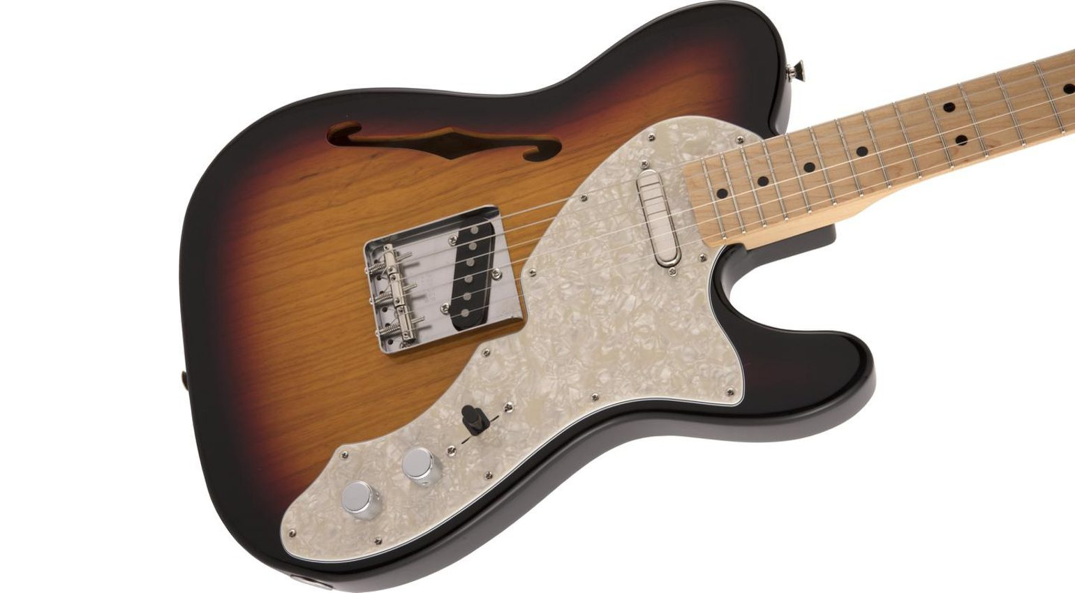 Fender Japan Heritage Series Thinline Telecaster