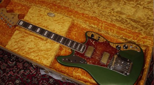 Fender Marauder Offset Custom Shop Koffer