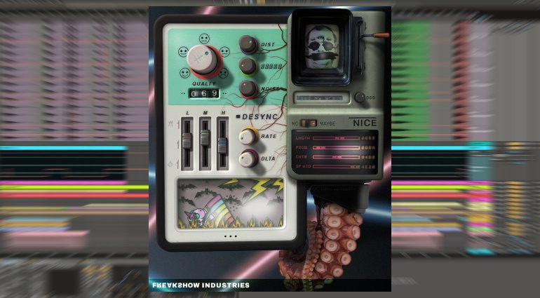 Freakshow Industries Mishby: der Tape-Effekt, der niemals hätte kommen dürfen!