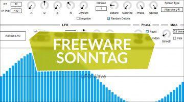 Freeware Sonntag: Casio LK-210, CubicPadSynth und Naive LFP