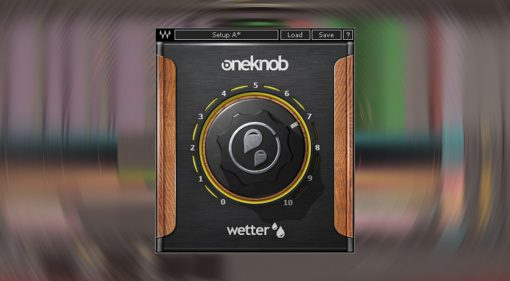 Freeware: Waves OneKnob Wetter Reverb Plug-in für kurze Zeit kostenlos!
