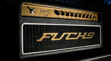 Fuchs Audio Mantis 89 amp head 1