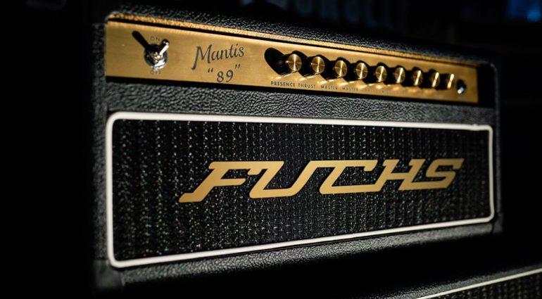 Fuchs Audio Mantis 89 amp head 1