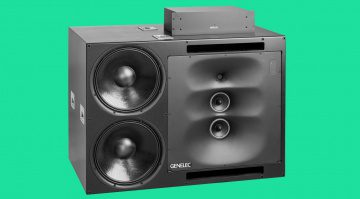 Genelec 1235A Smart Active Monitor