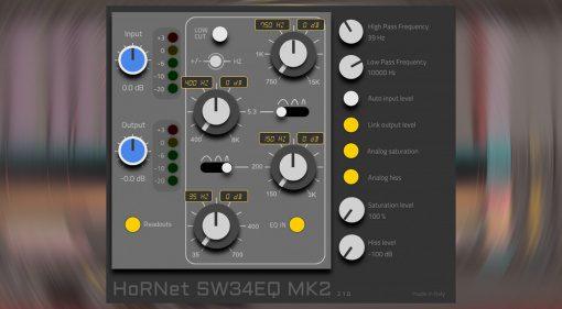 Freeware: HoRNet verschenkt kurzzeitig zum Lockdown SW34EQ MK2