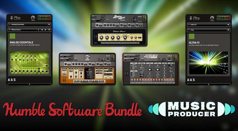 Humble Software Bundle Music Producer