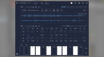 Imaginando FRMS Granular Synthesizer