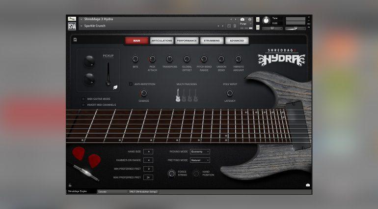 Impact Soundworks Shreddage 3 Hydra