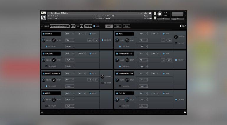Impact Soundworks Shreddage 3 Hydra TACT2.0