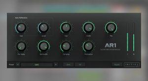 Initial Audio AR1 Reverb Plug-in