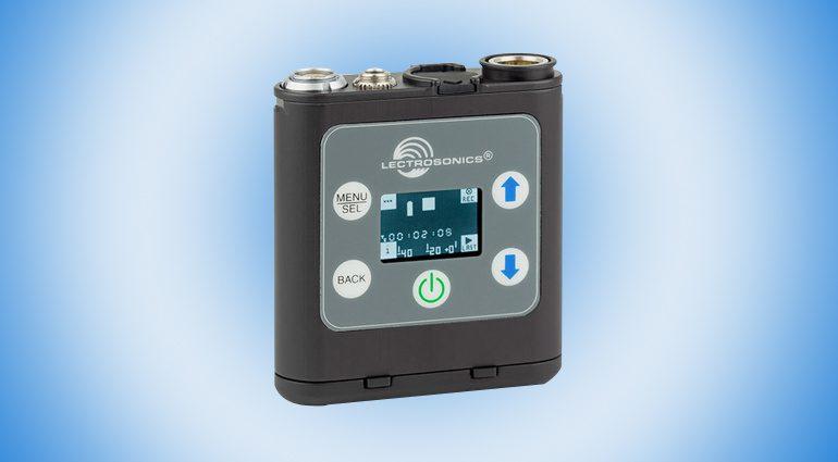Lectrosonics MTCR Miniature Time Code Recorder