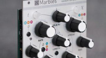 Mutable Instruments präsentiert neue Firmware für Marbles