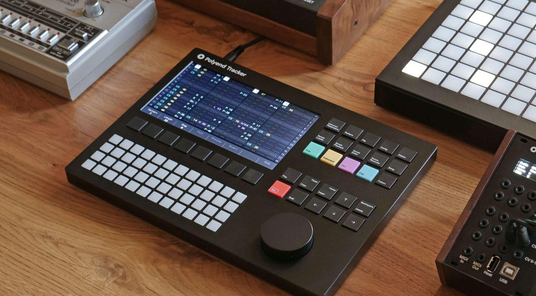 Polyend Tracker: Standalone Audio Workstation mit Sampler und mehr - offiziell!
