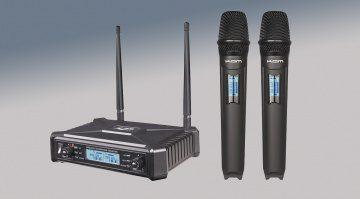 KAM KWM Wireless Serie: Funkstrecken-Systeme zum Schnäppchenpreis