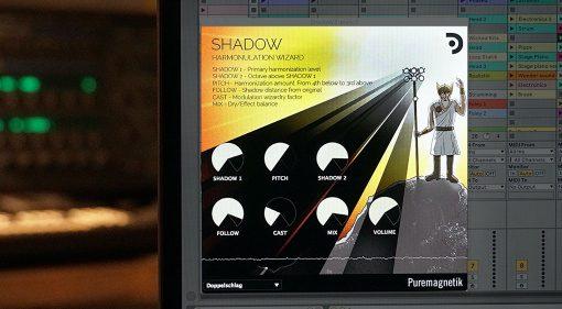 "Puremagnetik Shadow: ein polyphones ""Harmonulation Wizard"" Plug-in?"