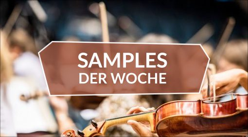 Samples der Woche: Beau Burchell, Felicity, The Free Orchestra