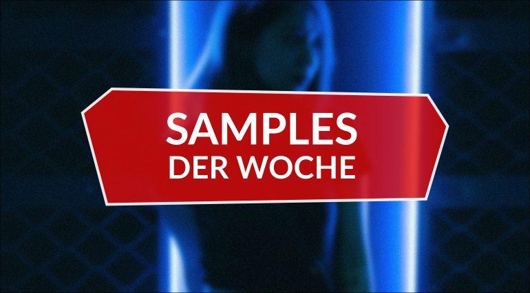 Samples der Woche: Fünf kostenlose Sample Packs und Instrumente