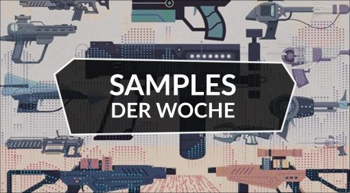 Samples der Woche: Wavemeister, Cadenza Violin, Sci-Fi Weapons