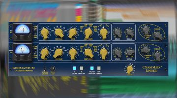 Softube Chandler Limited Germanium Compressor - eine Legende als Plug-in