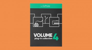 Softube Volume 4 Plug-in Collection