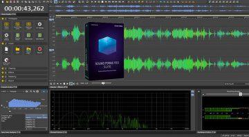 Magix Sound Forge Pro 14 und Suite sind da