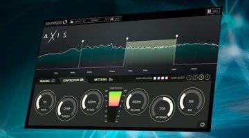 Deal: 90 Prozent Rabatt auf SoundSpot Axis Multiband-Kompressor