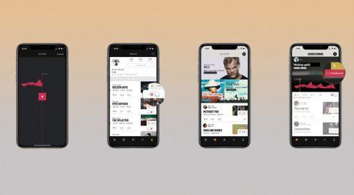 SoundStorming, die neue Social Music Platform