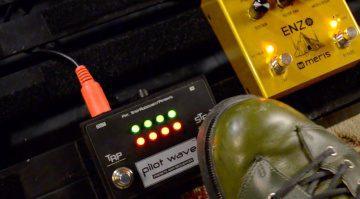 Step Audio Pilot Wave MIDI Controller Pedal Effekt