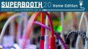 Superbooth 20 - Home Edition: alle Neuigkeiten auf einen Blick