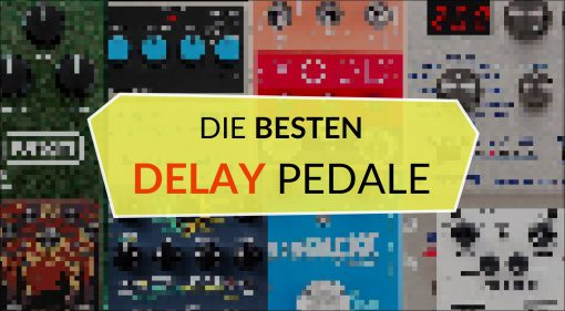 Topliste Delay Effekt Pedal Teaser