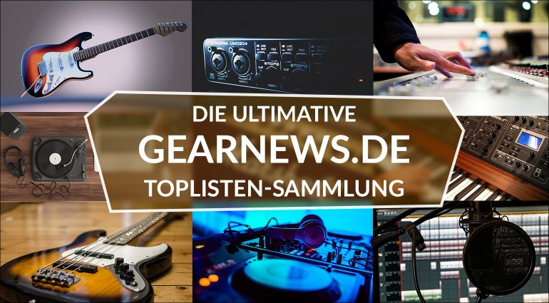 Die große Gearnews Toplisten Sammlung
