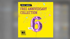 W.A. Production Free Anniversary Collection Vol. 6