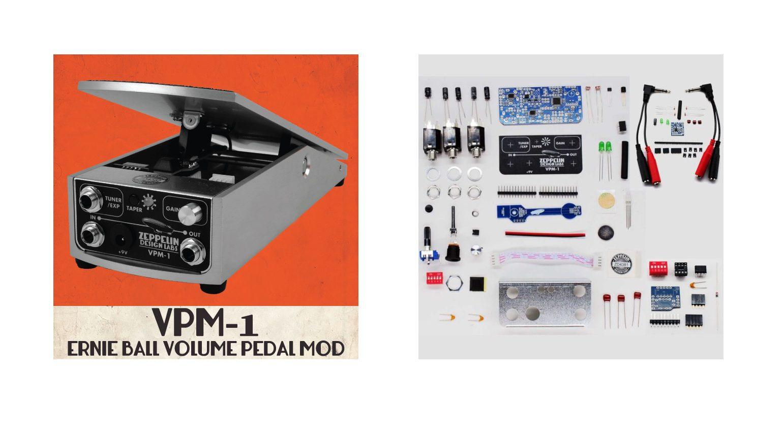 Zeppelin Design Labs VPM1 Ernie Ball Mod DIY Kit