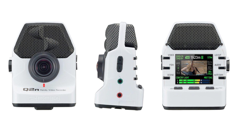 Zoom Q2n White Audio-/Videorecorder