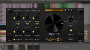 2getheraudio Rich: Profi Audio-Mastering Plug-in zum kleinen Preis