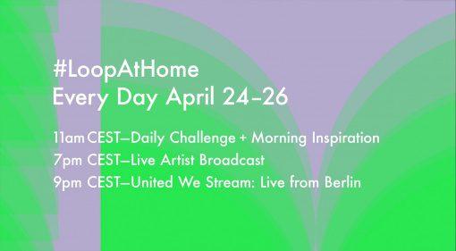 #LoopAtHome - Ableton Loop findet jetzt doch statt!