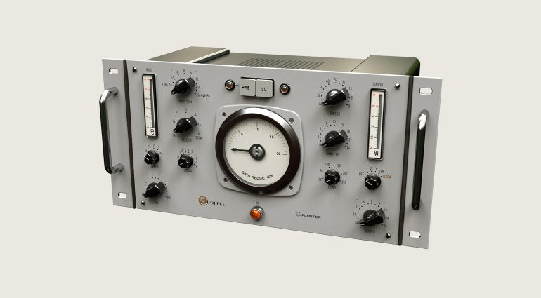 Acustica Audio Coffee Comp