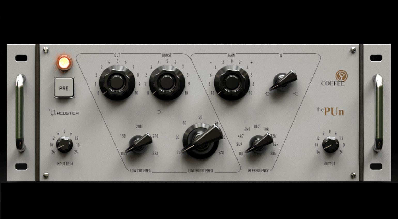 Acustica Audio Coffee The PUn