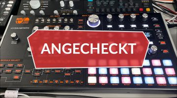 Angecheckt: Ashun Sound Machines Hydrasynth Desktop