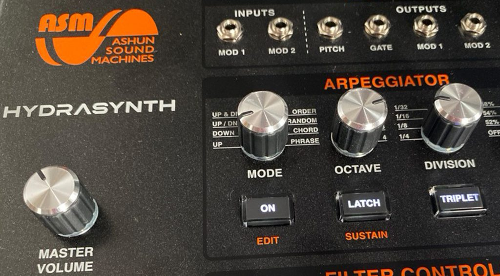 Angecheckt: Ashun Sound Machines Hydrasynth Desktop