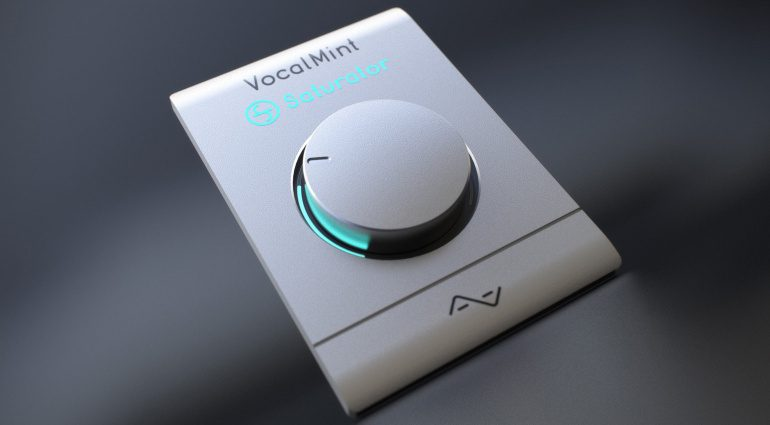 Audified VocalMint Saturator: One-knob Saturator mit komplexer Effektkette