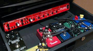 Audio Simplified Pedal Pusher Rack Tool Schubfach