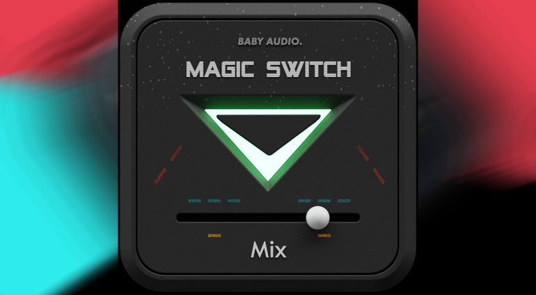 Freeware: Baby Audio verschenkt Magic Switch Chorus Plug-in