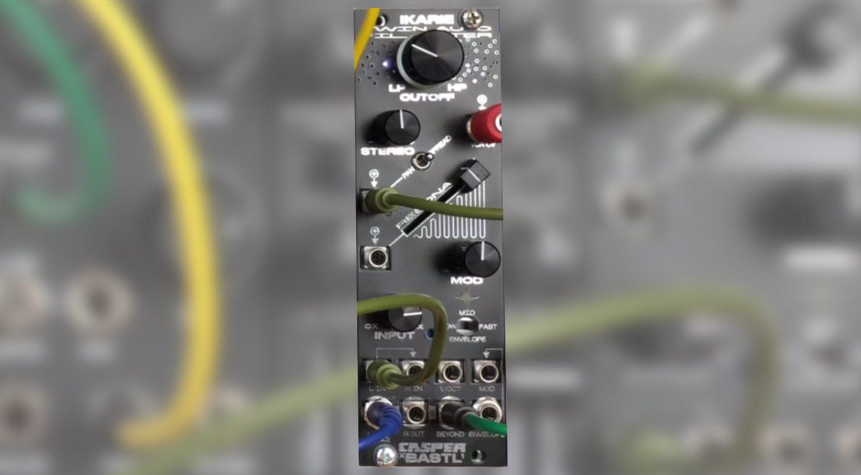 Bastl Instruments Ikarie Stereo Filter