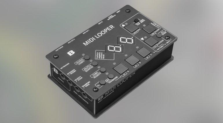 Bastl Instruments MIDI Looper